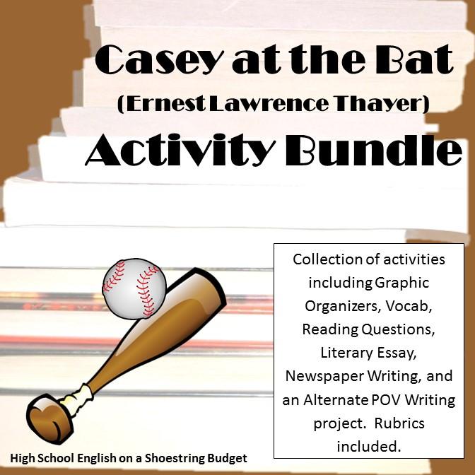 casey-at-the-bat-activity-bundle-cover
