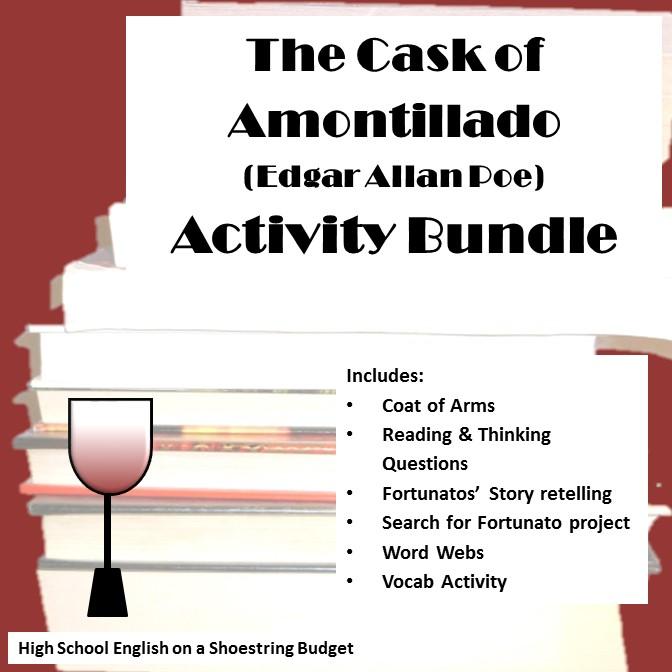 cask-of-amontillado-activity-bundle