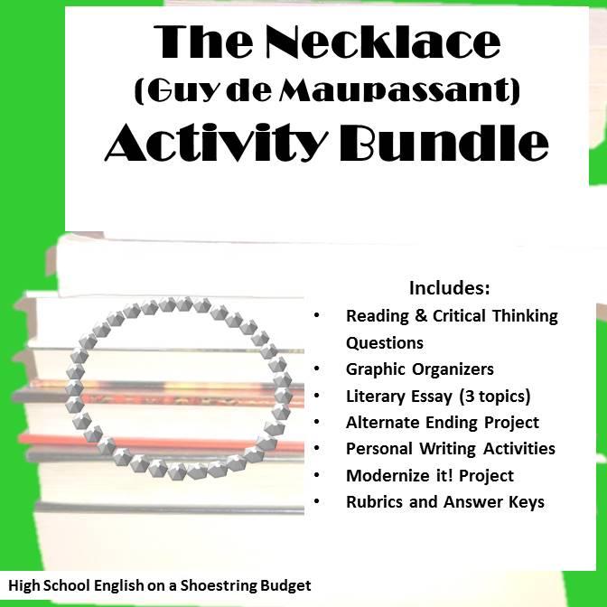 the-necklace-activity-bundle-cover